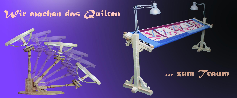 Quiltrahmen - Esther Miller - Millersquilting